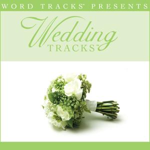 Wedding Tracks - You're Still The One [Performance Track]