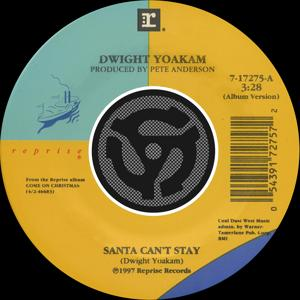 Santa Can't Stay / The Christmas Song [Chestnuts Roasting On An Open Fire] [Digital 45]