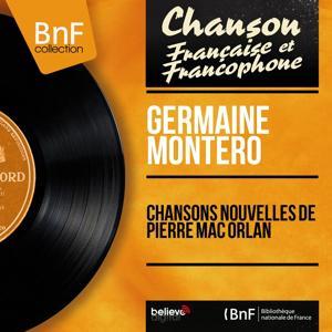 Chansons nouvelles de Pierre Mac Orlan (Mono Version)