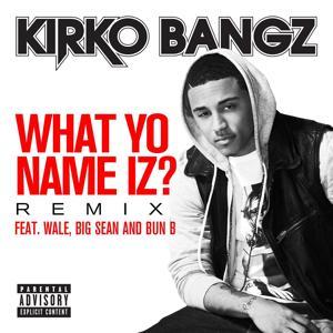 What Yo Name Iz? (feat. Wale, Big Sean, and Bun B) [Remix]