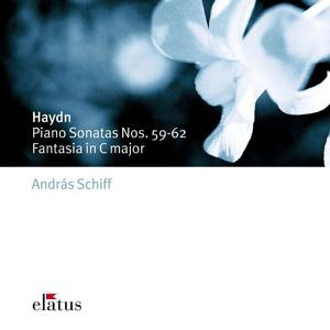Haydn : Piano Sonatas Nos 59 - 62 & Fantasia in C major  -  Elatus