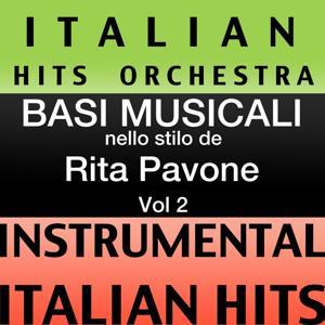 Basi musicale nello stilo dei rita pavone (instrumental karaoke tracks), Vol. 2