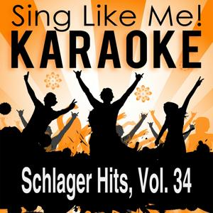 Schlager Hits, Vol. 34 (Karaoke version)