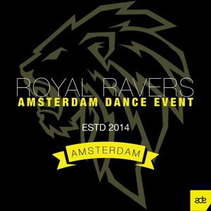 Royal Ravers At the Amsterdam Dance Event