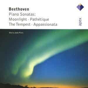 Beethoven : Piano Sonatas Nos 8, 14, 17 & 23  -  Apex