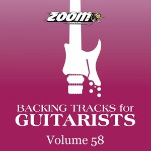 Backing Tracks For Guitarists, Vol. 58