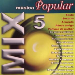 Música Popular Mix, Vol. 5