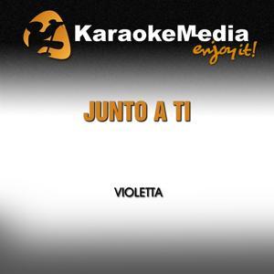 Junto a Ti (Karaoke Version) [In the Style of Violetta]
