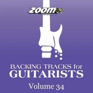 Backing Tracks For Guitarists, Vol. 34