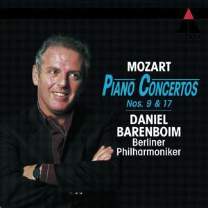 Mozart : Piano Concertos Nos 9 & 17