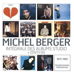 Intégrale des albums studios + live