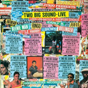 Junjo Presents Two Big Sound