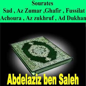 Sourates Sad, Az Zumar, Ghafir, Fussilat, Achoura, Az Zukhruf, Ad Dukhan (Quran)