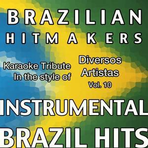 Playback ao Estilo de Diversos Artistas (Instrumental Karaoke Tracks) Vol. 10