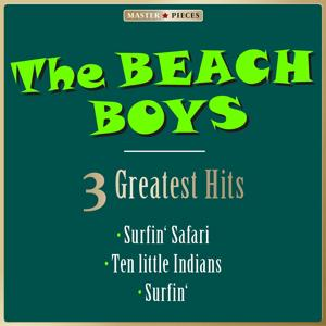 Masterpieces Presents The Beach Boys: 3 Greatest Hits