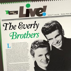 The Everly Brothers Live!