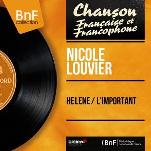 Hélène / L'important (Mono Version)