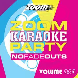 Zoom Karaoke Party,  Vol. 254