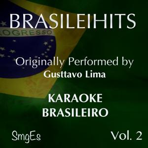 BrasileiHits, Vol. 2 (Karaoke Version) [Originally Performed By Gusttavo Lima]