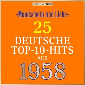 Masterpieces presents Peter Kraus: Mondschein und Liebe (25 deutsche Top-10-Hits aus 1958 (Compilation))