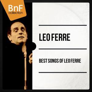Best Songs of Léo Ferré (Mono Version)