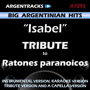 Isabel - Tribute To Ratones Paranoicos - EP