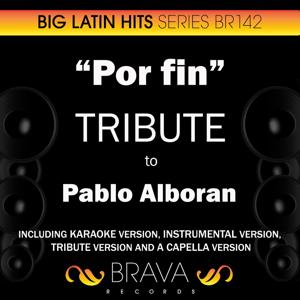 Por fin - Tribute to Pablo Alboran - EP