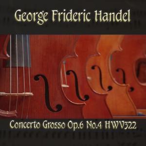 George Frideric Handel: Concerto Grosso, Op. 6 No. 4, HWV 322 (Midi Version)
