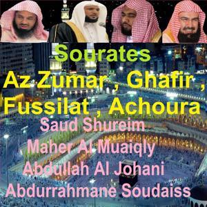 Sourates Az Zumar, Ghafir, Fussilat, Achoura