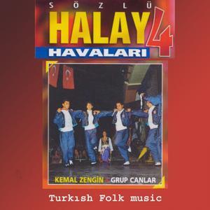 Sözlü Halay Havaları, Vol. 4