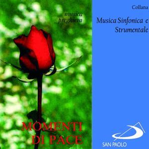 Collana musica sinfonica e strumentale: Momenti di pace (Musica preghiera)