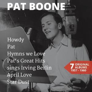 Pat Boone (Seven Original Albums 1957 - 1960)