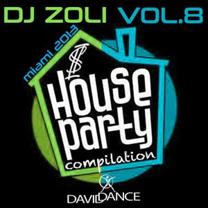 Miami 2013 - House Party, Vol. 8 (Unmixed Tracks)