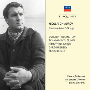 Nicolai Ghiaurov Sings Russian Songs And Arias