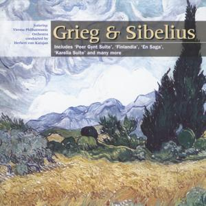 Music by Grieg and Sibelius