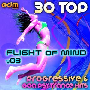 Flight Of Mind, Vol. 3 - 30 Progressive & Goa Psy Trance Hits