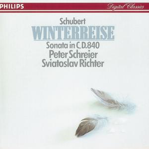 Schubert: Winterreise/Piano Sonata in C, D840