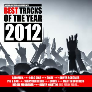 Best Tracks of the Year 2012 - Presented By Wasabi Recordings