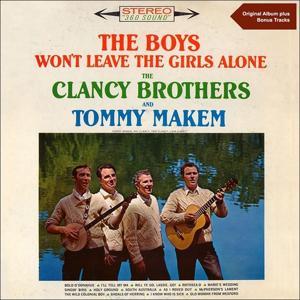 The Boys Won't Leave the Girls Alone (Original Album)