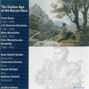 Danzi, Backofen, Baerhalter & Mendelssohn: The Golden Age of the Basset Horn