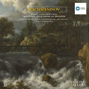 Rachmaninov Piano Concerto No. 2 in C Minor, Paganini Rhapsody [The National Gallery Collection] (The National Gallery Collection)