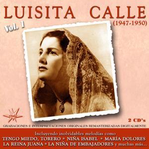 Luisita Calle [1947 - 1950] (Vol. 1)