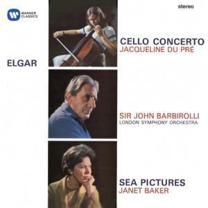 Elgar: Cello Concerto & Sea Pictures