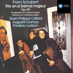 Schubert Trio No.1