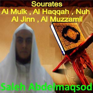 Sourates Al Mulk, Al Haqqah, Nuh, Al Jinn, Al Muzzamil (Quran)