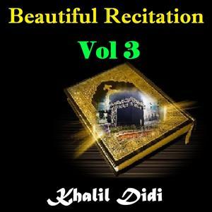 Beautiful Recitation, Vol. 3 (Quran)