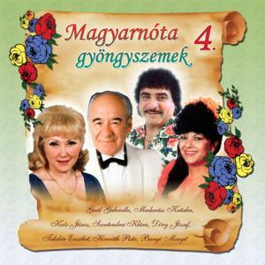 Magyarnóta Gyöngyszemek, Vol. 4