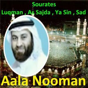 Sourates Luqman, As Sajda, Ya Sin, Sad (Quran)