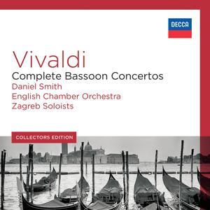 Vivaldi: Complete Bassoon Concertos
