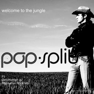 pop-splits – Welcome To The Jungle – 21 Geschichten zu Alternative Rock Hits